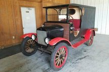 1920 Ford 1920 FORD MODEL T Delivery Sedan