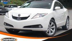 2012 Acura ZDX SH-AWD w/Advance