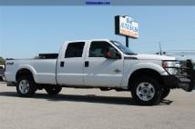 2014 Ford  Super Duty XLT Crew Cab FX4