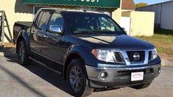 2014 Nissan Frontier SL