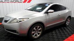 2010 Acura ZDX SH-AWD w/Advance