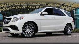 2017 Mercedes-Benz GLE-Class AMG GLE 63