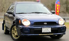 2002 Subaru Impreza 2.5 TS