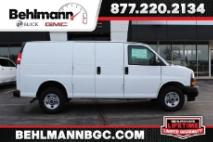 2019 GMC Savana Cargo 3500