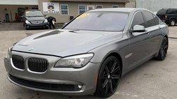 2011 BMW 7 Series ActiveHybrid 750i