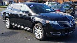 2018 Lincoln MKT Town Car Livery Fleet