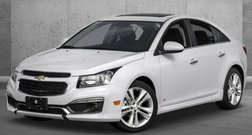 2015 Chevrolet Cruze ECO Manual