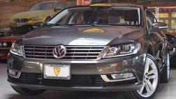 2015 Volkswagen CC Executive PZEV