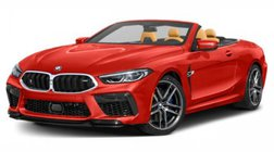 2022 BMW M8 Competition
