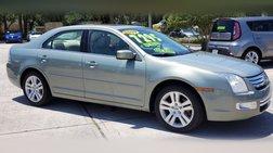 2009 Ford Fusion V6 SEL