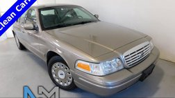2003 Ford Crown Victoria Base