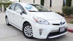 2013 Toyota Prius Plug-in Hybrid Advanced