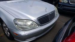 2001 Mercedes-Benz S-Class S 430