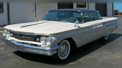 1960 Pontiac Bonneville Vista Sedan, Sale or Trade