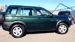 2002 Land Rover Freelander S