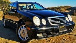 2000 Mercedes-Benz E-Class E 320 4MATIC