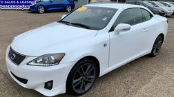 2014 Lexus IS 350C Base