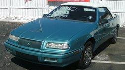 1993 Chrysler Le Baron GTC