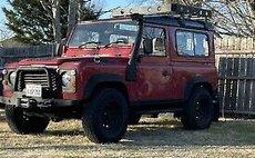 1992 Land Rover Defender sport