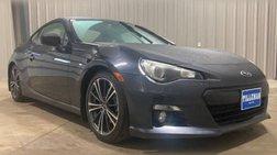 2014 Subaru BRZ Limited