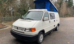 1997 Volkswagen EuroVan Campmobile