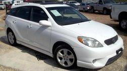 2005 Toyota Matrix 5dr Wgn Auto FWD (Natl)