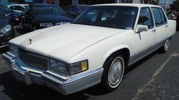 1990 Cadillac Fleetwood Base