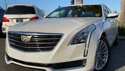 2018 Cadillac CT6 Plug-in Hybrid 2.0T