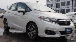 2020 Honda Fit EX