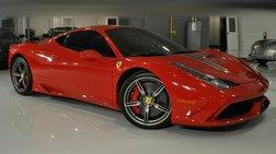 2014 Ferrari 458 Speciale Base