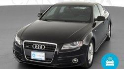 2010 Audi A4 2.0T quattro Prestige