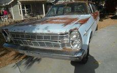 1966 Ford ORIGINAL  COUNTRY SEDAN