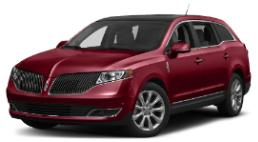 2016 Lincoln MKT Base