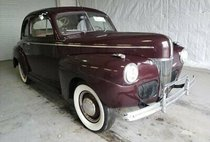 1941 Ford 1941 FORD SUPER DELUXE COUPE MODEL 11A