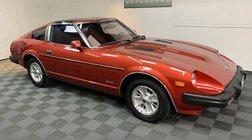 1980 Datsun  1980 DATSUN 280ZX GL. 5-SPEED OVERDRIVE. ALLOYS.
