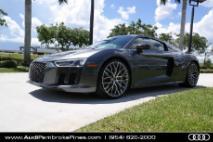 2017 Audi R8 5.2 quattro V10 Plus
