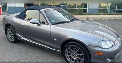 2003 Mazda MX-5 Miata Cloth