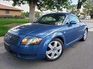2002 Audi TT 180hp quattro