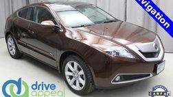 2011 Acura ZDX SH-AWD w/Advance