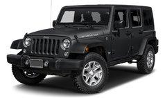 2017 Jeep Wrangler Unlimited Rubicon Recon