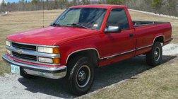 1995 Chevrolet C/K 2500 C2500 Cheyenne