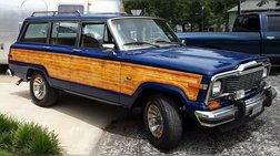 1985 Jeep Grand Wagoneer Base