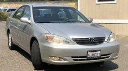 2004 Toyota Camry XLE V6