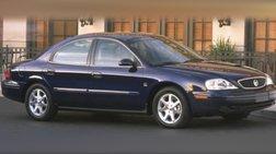 2001 Mercury Sable LS