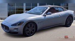 2013 Maserati GranTurismo Base