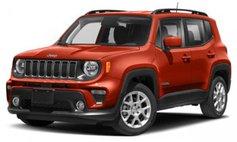 2021 Jeep Renegade 80th Anniversary Edition