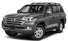 2021 Toyota Land Cruiser 4WD VX-R