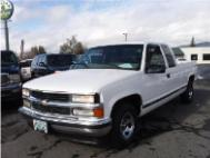 1998 Chevrolet C/K 1500 Short Bed