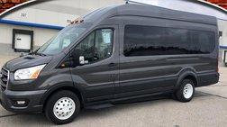 2020 Ford Transit Passenger 350 Wagon HD High Roof XLT Sliding Pass. 148 WB EL