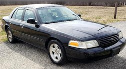 2001 Ford Crown Victoria LX